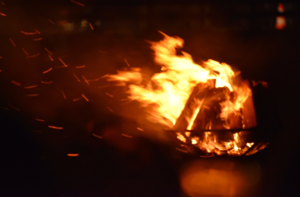 water fire