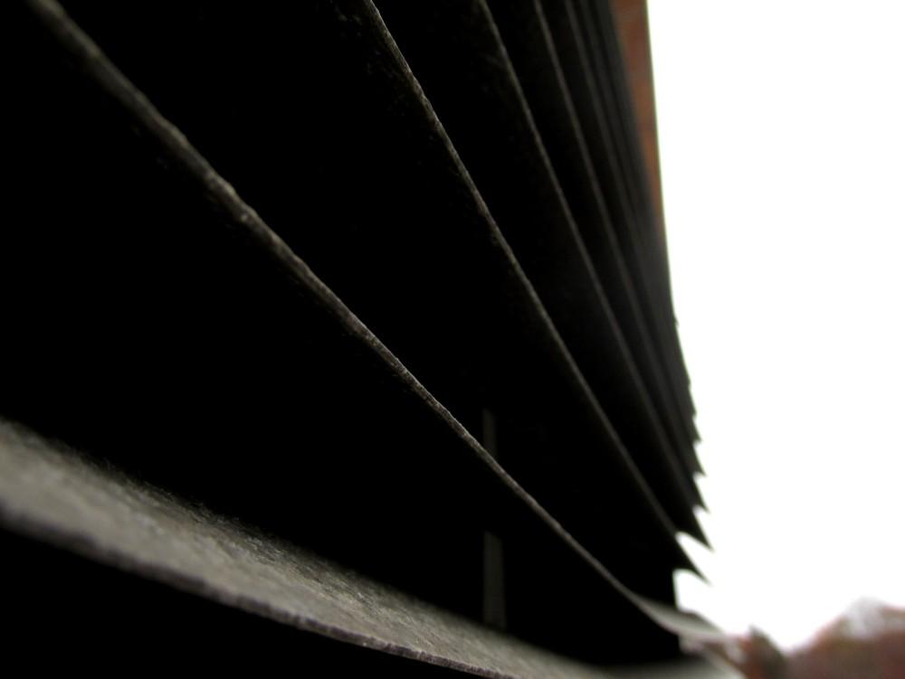 Macro shot of a vent