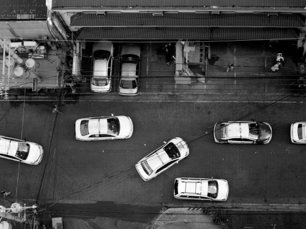 Traffic Makati Philippines