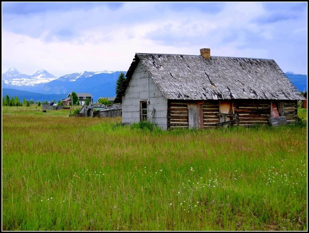 Rural Wyoming