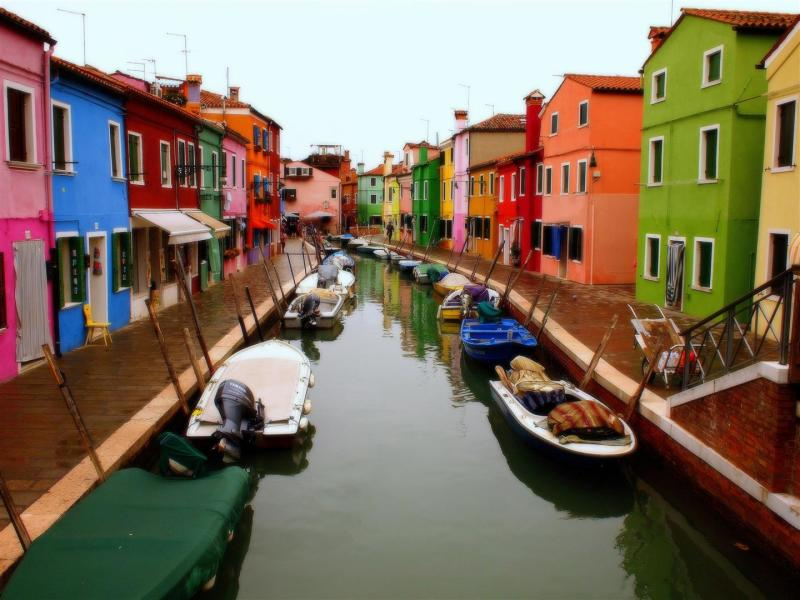 Lovely Burano