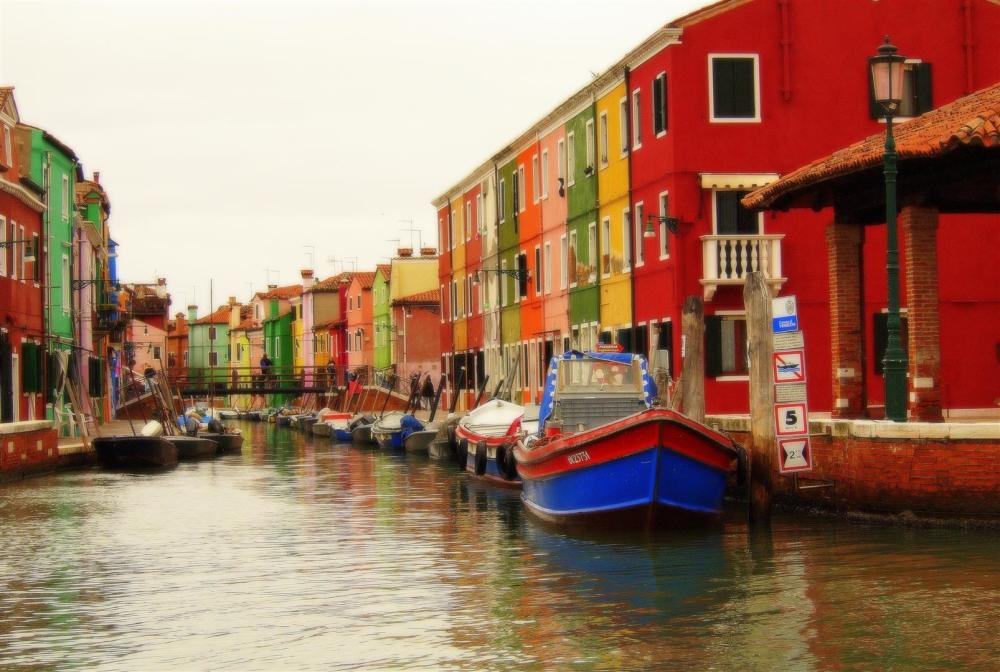 Colorful Burano  -  Burano series 1 of 3