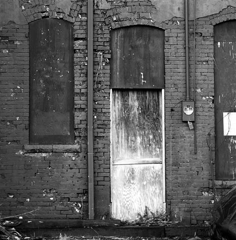 Alley Decay