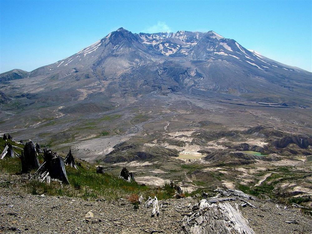 Mount Saint Helen's - The Blast Zone   1 / 4