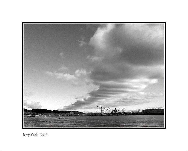 An e.g. of a Kelvin-Helmholtz waves Cloud