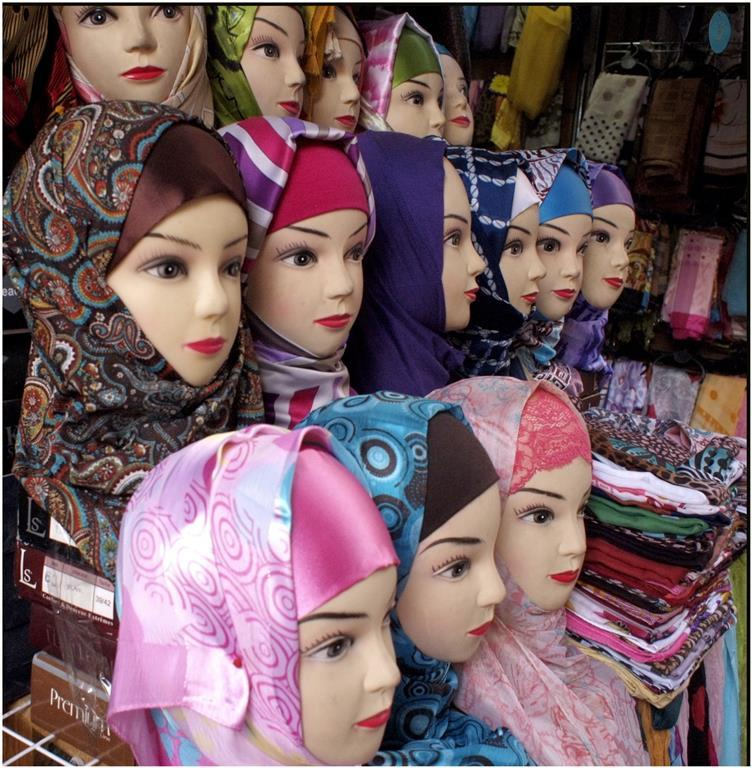 Fashionable Headware
