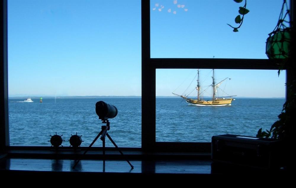 Lady Washington going to sea