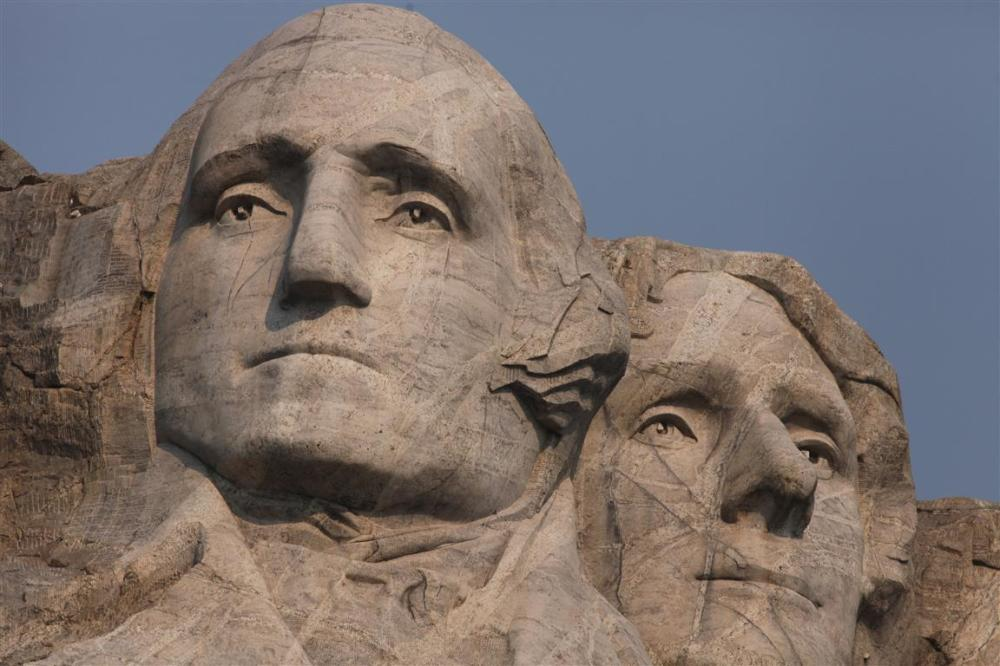 Washington & Jefferson
