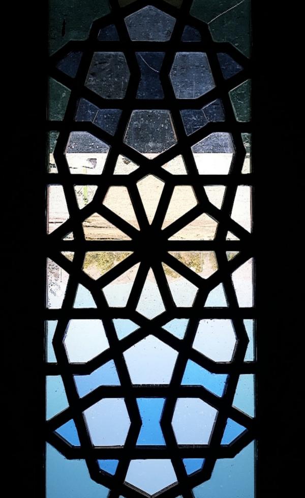 Backward window