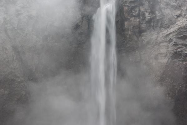 Loowit Falls 1 : Mount St. Helens