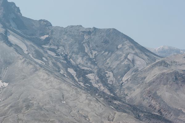 Forsyth Glacier : Mount St. Helens 1