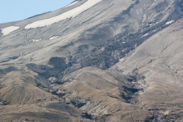 Forsyth Glacier : Mount St. Helens 2