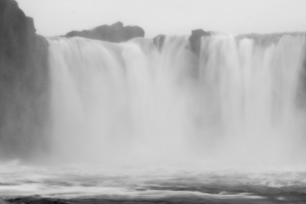 Kolugljufur waterfall