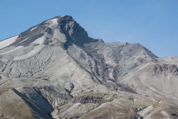 Dog's Tooth : Mount St. Helens
