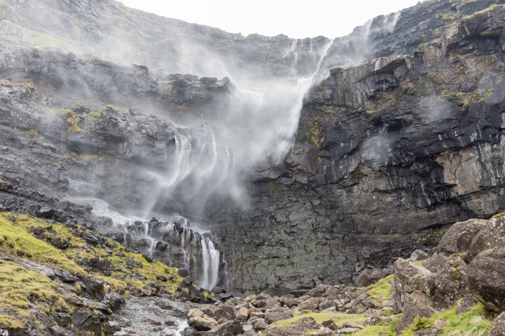 Waterfall 4 : Fossa