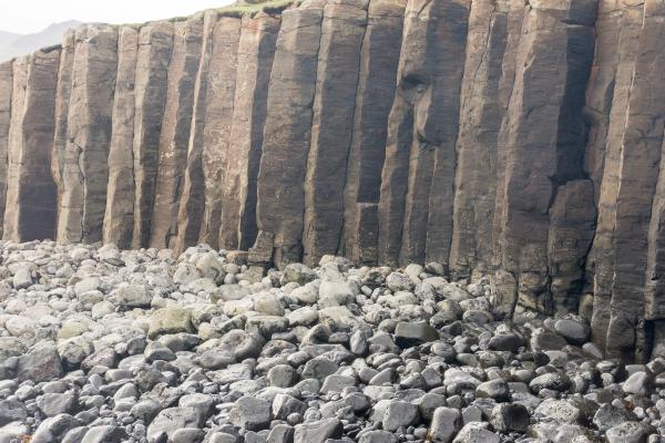 Basalt columns 3