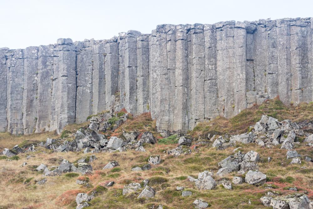 Basalt columns 4