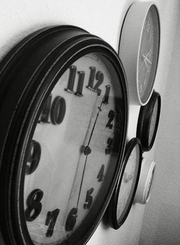 Clocks of 1825