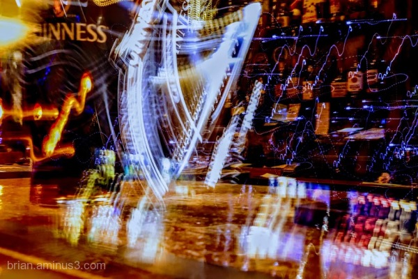 The Guinness Ghost