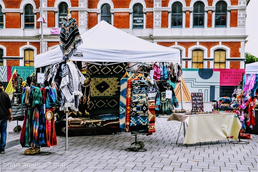 Market Day in the Square