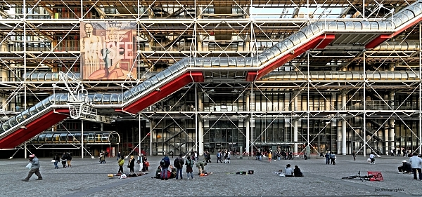 Paris Beaubourg