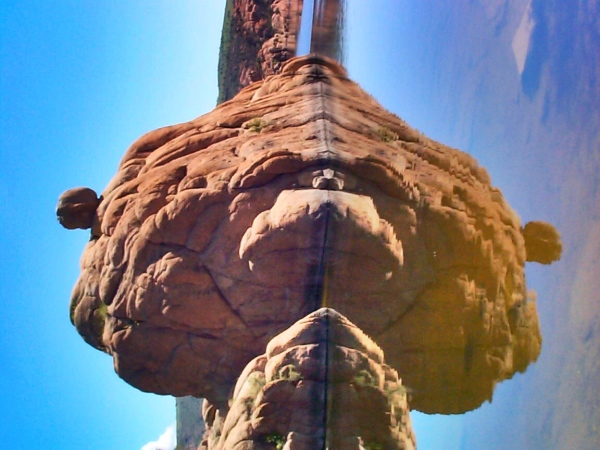 Praying Rock Prescott Arizona Watson lake