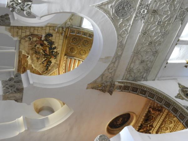 Santa Maria La Blanca   -  Toledo - España