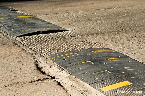 memoria del asfalto