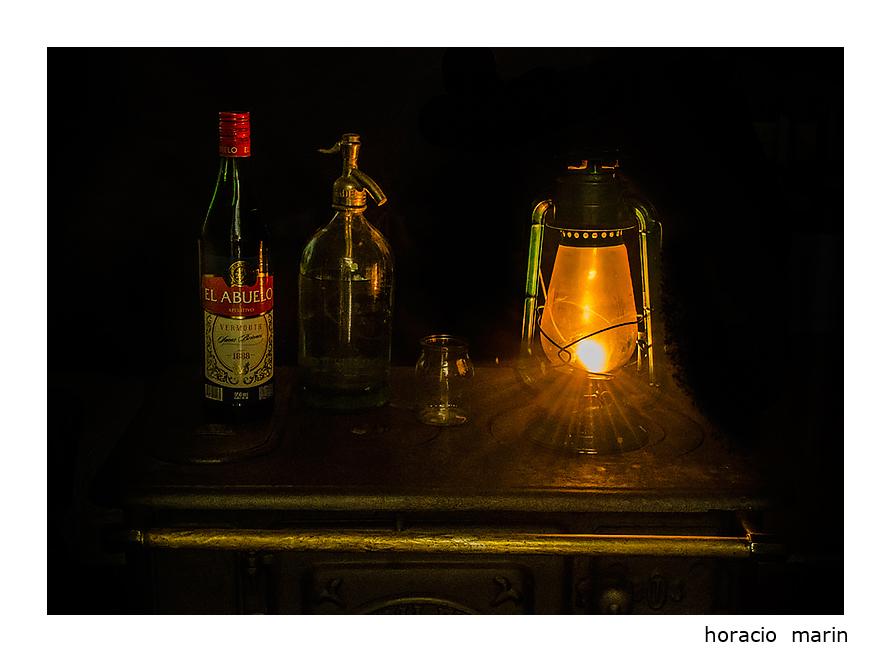 la hora del vermouth