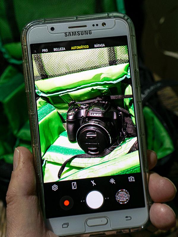 Lumix + Samsung