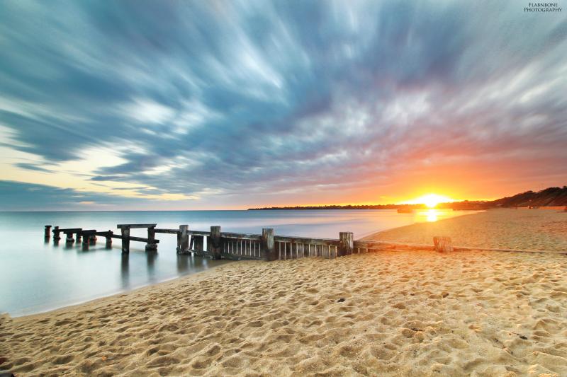 Photo from Mentone Beach Australia