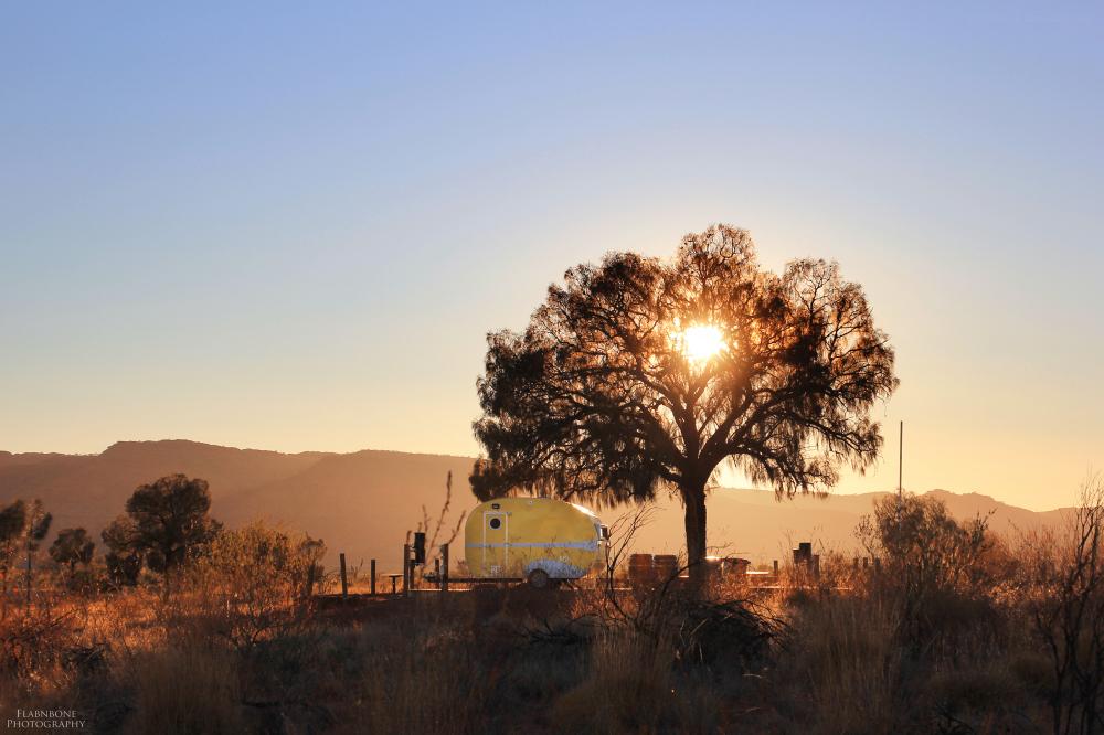 Kings Canyon Northern Territory Australia sunrise