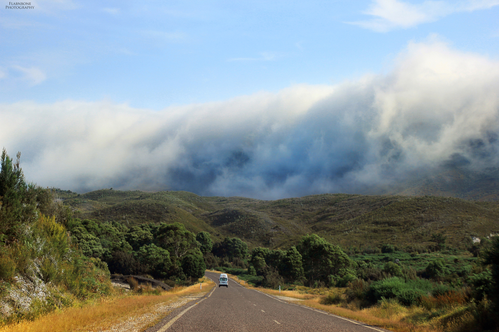 Rolling Clouds Tasmania Strahan Cradle Moutain Aus