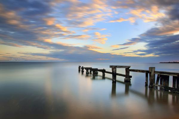 Sunset Mentone Melbourne Flabnbone Karlein Kwong