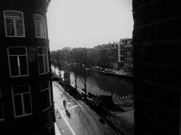 Op de Prinsengracht, Amsterdam