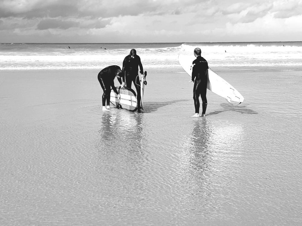 Surf hivernal