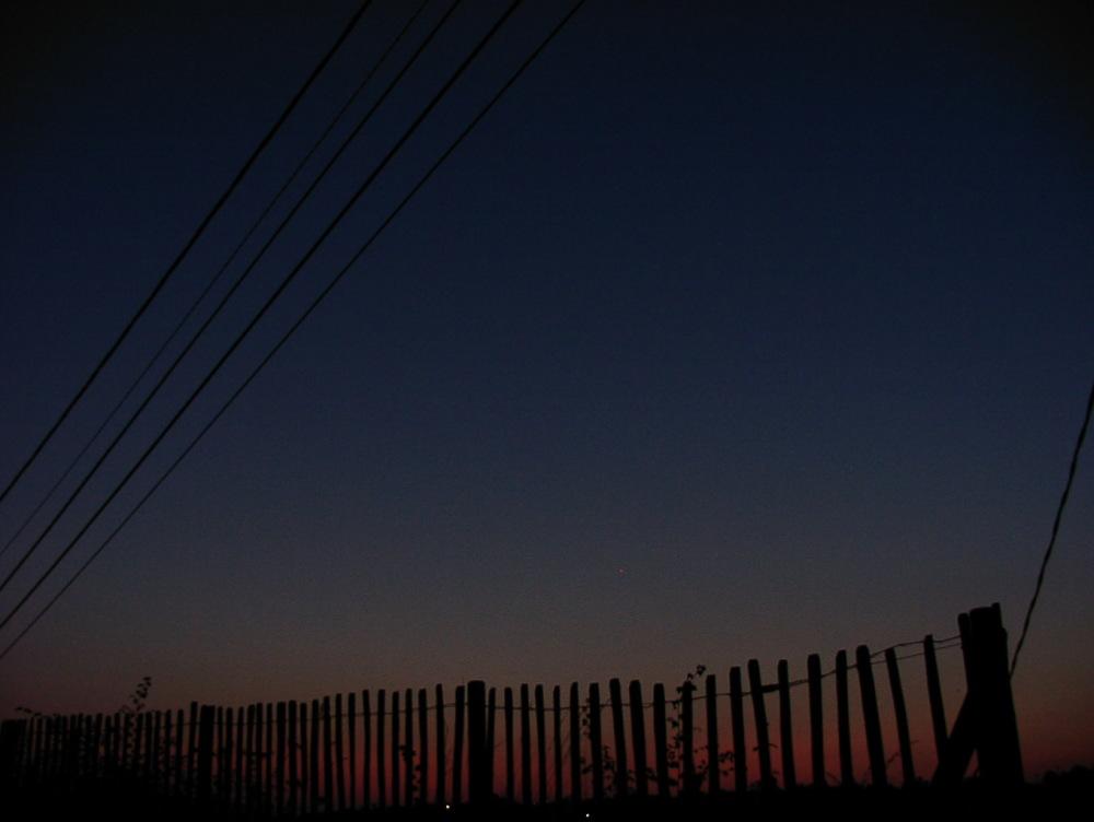 Une nuit d'été sans étoiles