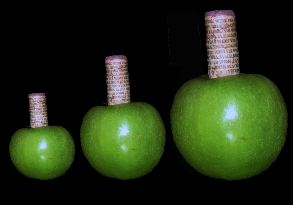 Triple green