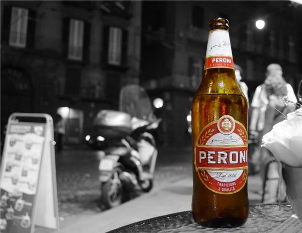 Evening in Napoli