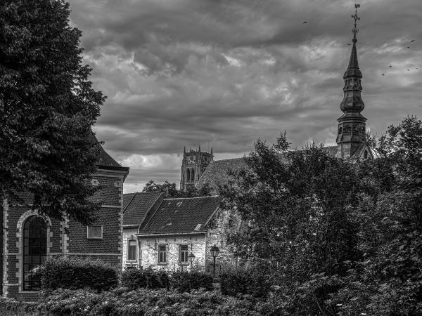 Tongeren, the oldest town in Belgium