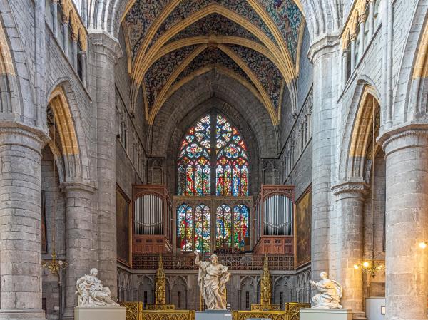 Cathédrale Saint-Paul - Liège - Belgium