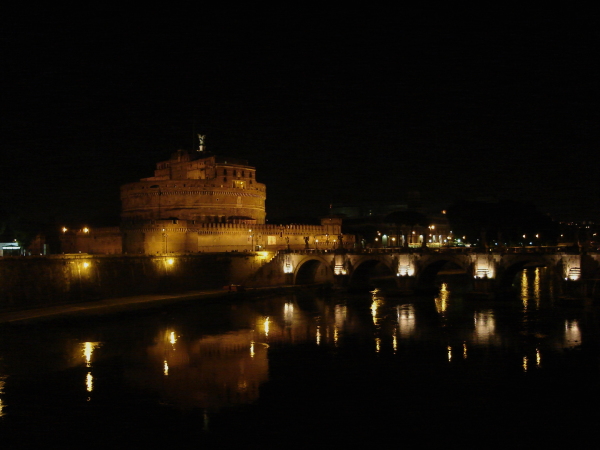 Sant'Angelo by Night