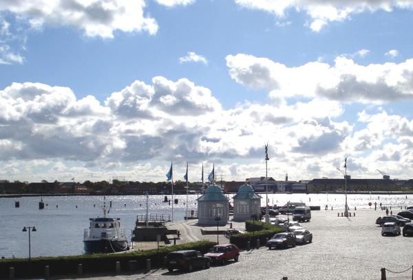 Copenhagen Harbour - Royal Pavilions