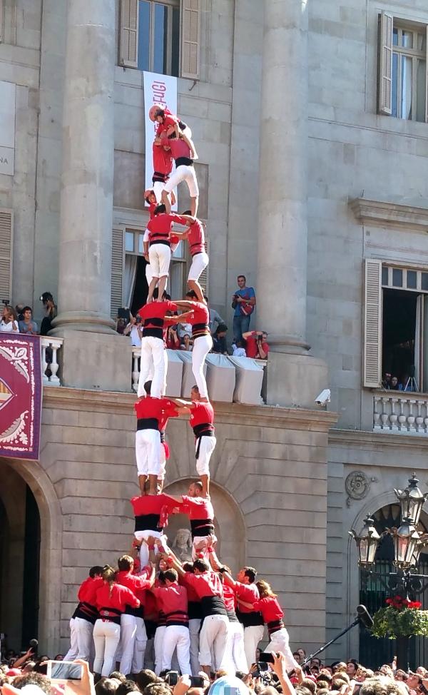 Human Tower (Castell)
