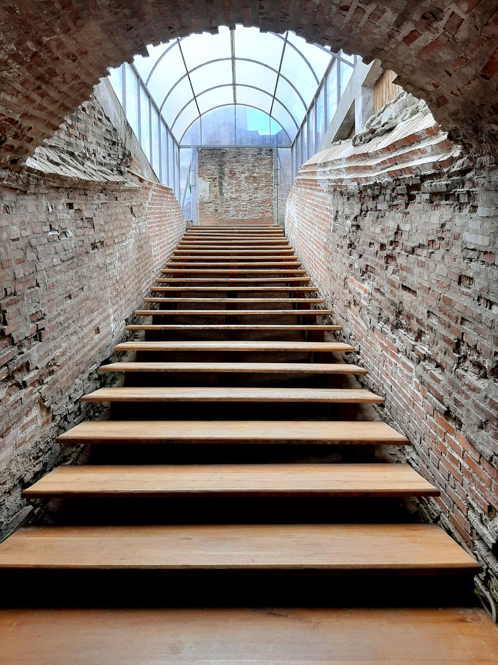 Stairs Of History