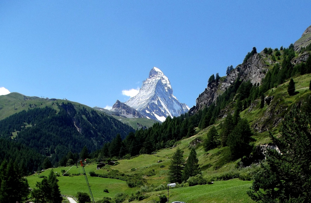 The Pyramidal Peak