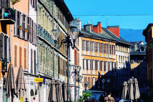 Chambery...la belle de Savoie