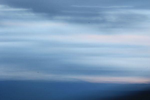 Un fondu de nuages
