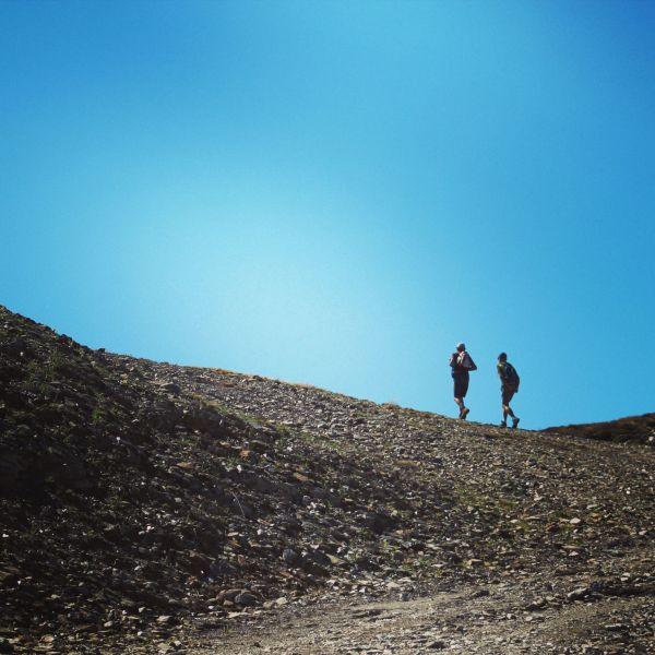 Cool la montagne!!