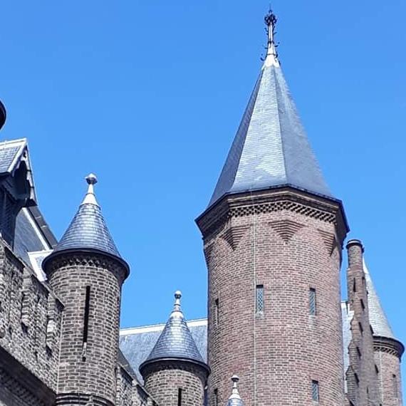 Prinsjesdag, Den Haag, The Netherlands, Ridderzaal